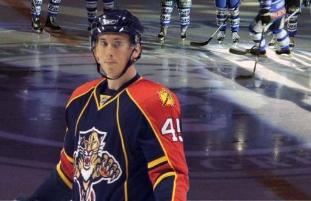 David Brine Kanadski centar David Brine potpisao za Medveak Sport