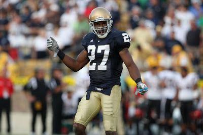 David Bruton (American football) College Football Insiders QA David Bruton S Notre Dame