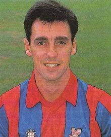 David Burke (footballer) iholmesdalenetnews1986jpg
