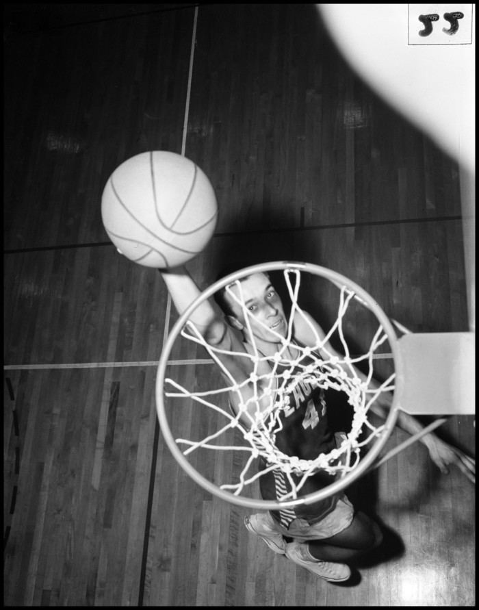 David Burns (basketball) Basketball Player David Burns Top View Digital Library
