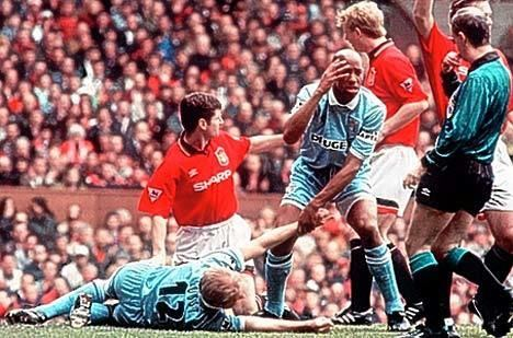 David Busst This was too painful for me to watch says David Busst Daily Mail