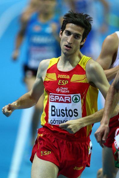 David Bustos David Bustos Photos 2013 European Athletics Indoor