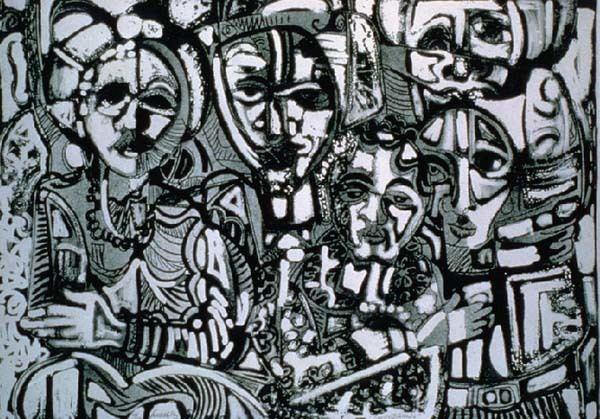 David C. Driskell Echoes The Art of David C Driskell