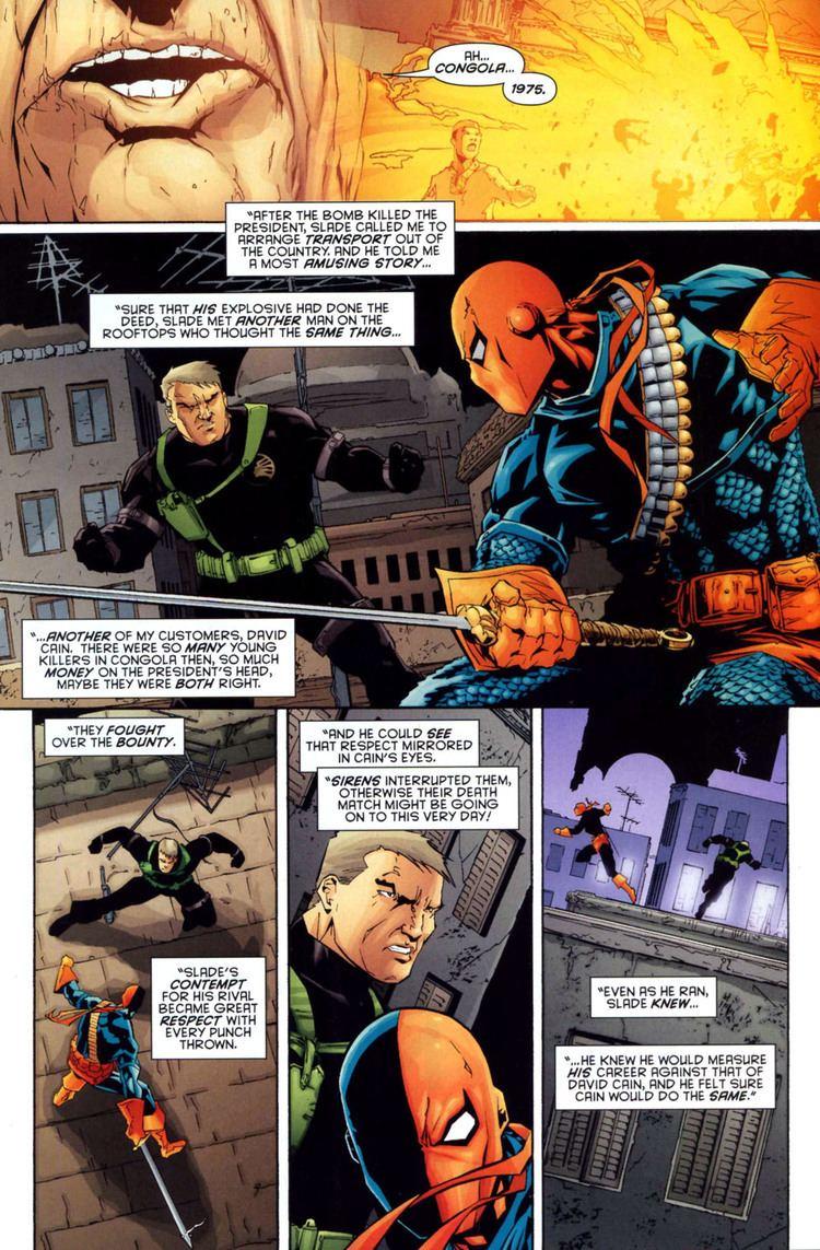 David Cain (comics) Elektra vs David Cain Battles Comic Vine
