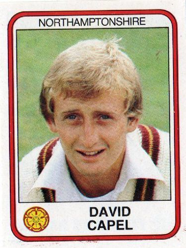 David Capel (Cricketer)