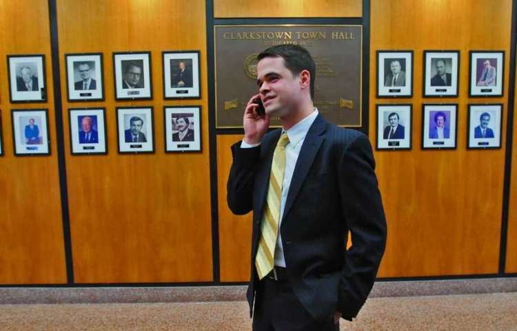 David Carlucci At 29 Mr Carlucci goes to Albany Times Union
