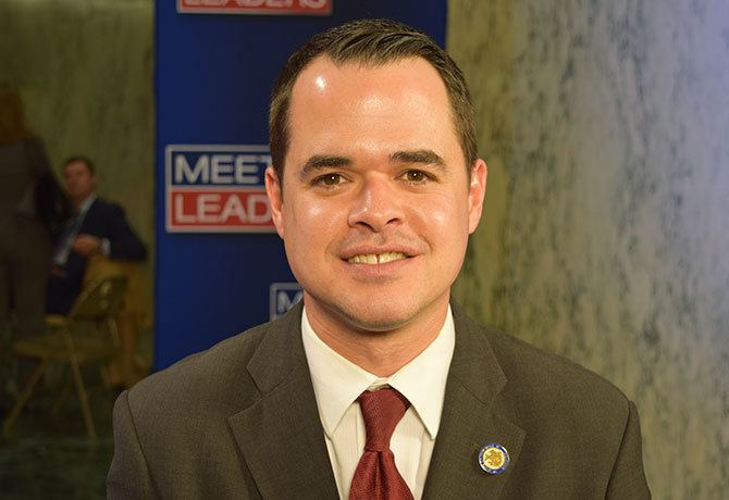 David Carlucci Meet the Leaders January 13 2016 Albany New York State