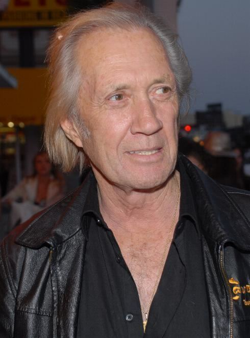 David Carradine David Carradine Wikipedia the free encyclopedia