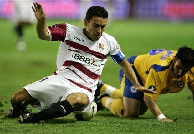 David Castedo David Castedo Si el Sevilla hace su juego puede ganar al