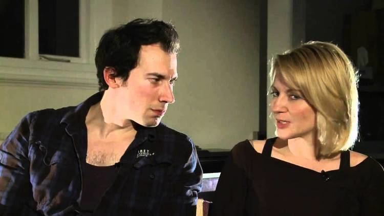 David Caves Interview The Taming of the Shrew RSC UK Tour 2012 ATG Tickets