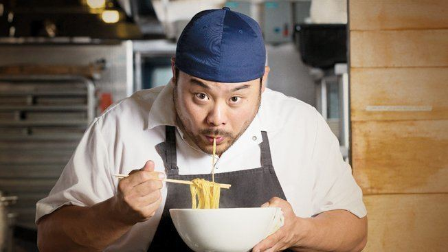 David Chang David Chang the Rising Star in the Populated Culinary