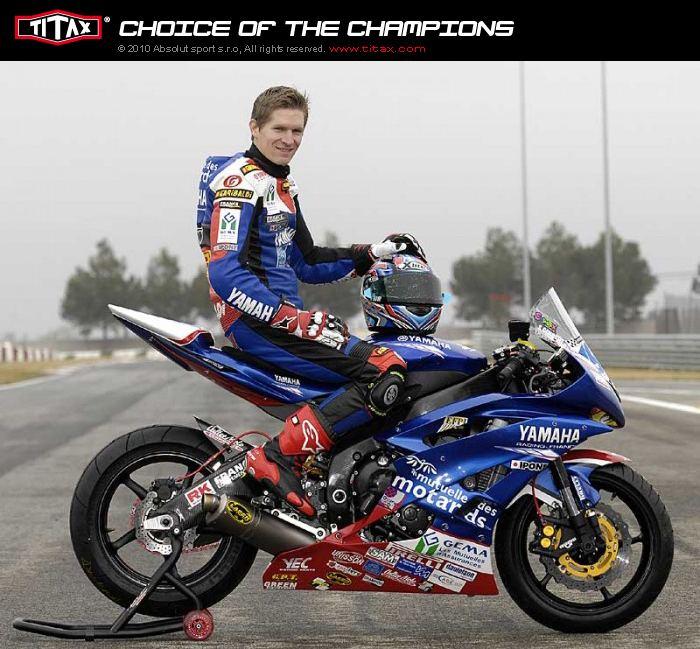 David Checa David Checa ESP WSBK FIM ENDURANCE Titax Racing