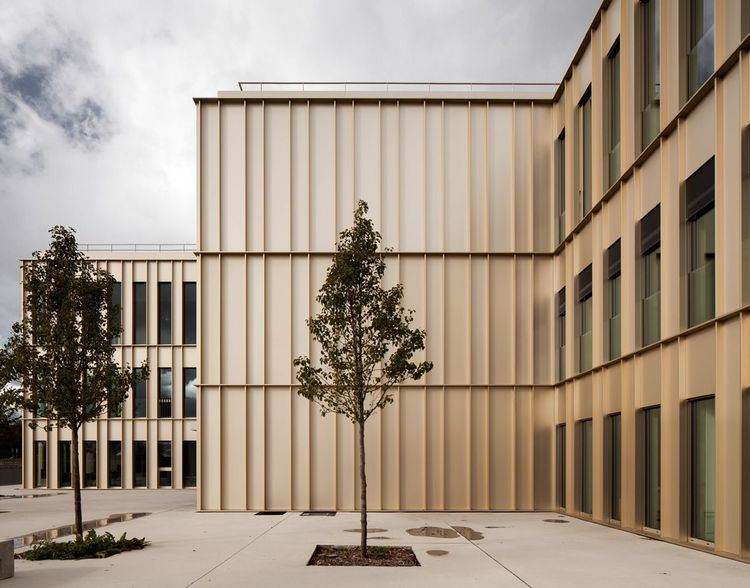 David Chipperfield David Chipperfield Architects gt HEC School of Management