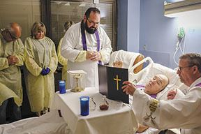 David Choby Bishop Choby celebrates Mass while recovering Diocese of Nashville