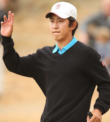 David Chung (golfer) Masters Mobile Presented by IBM