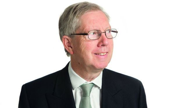 David Clementi Ex bank deputy Sir David Clementi to be next BBC chairman BBC News