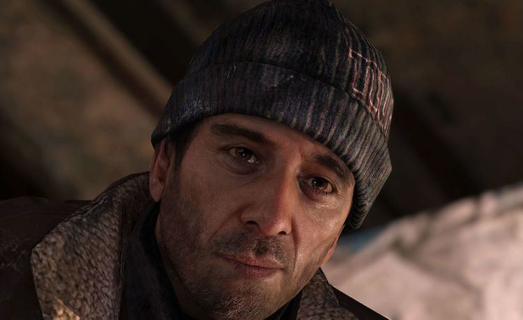 David Coburn (actor) Beyond Two Souls Review USgamer