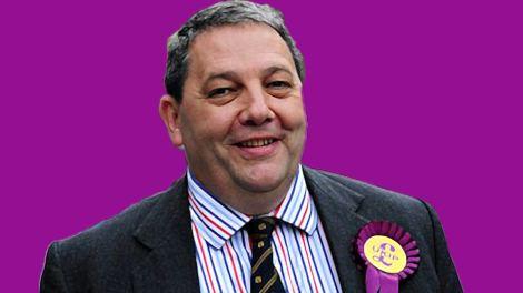 David Coburn (politician) WEEKLY WANKER 047 DAVID COBURN MEP A Thousand Flowers