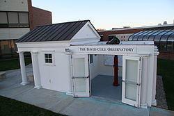 David Cole Observatory httpsuploadwikimediaorgwikipediacommonsthu