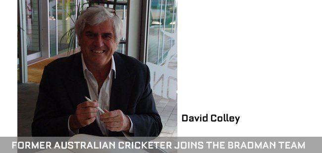 David Colley (Cricketer)