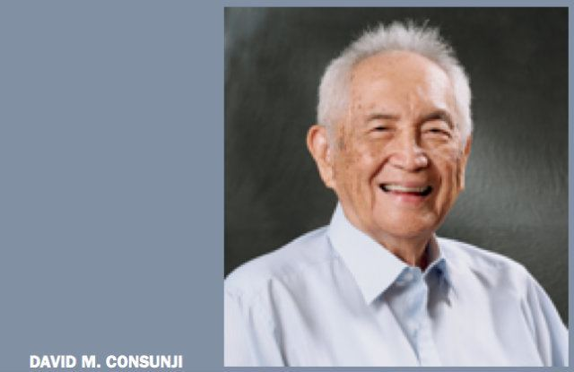 David Consunji Fast facts Who owns Semirara