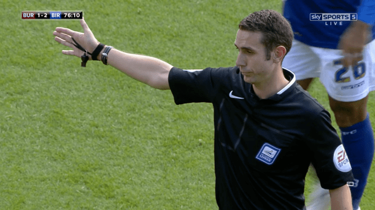 David Coote (referee) SkyBet Championship David Coote to referee Ipswich v Norwich