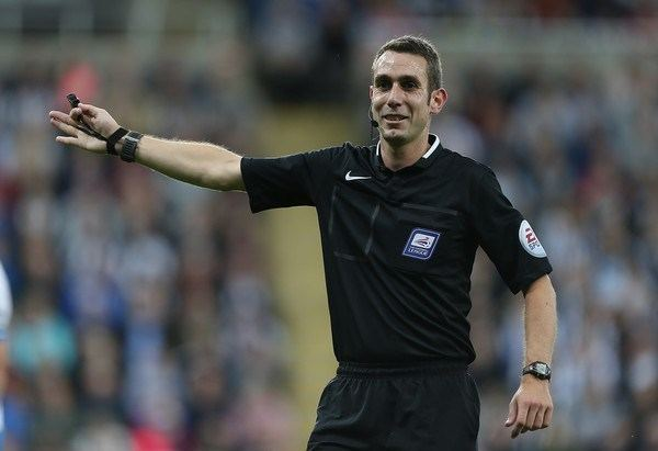 David Coote (referee) FEATURE Referee David Coote on swapping wickets for Wembley Quays