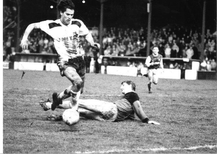 David Currie (footballer) Remember When David Currie Darlington Football Club