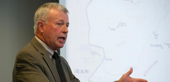 David D. McKiernan Retired Gen McKiernan will visit campus