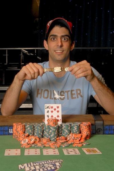 David Daneshgar David Daneshgar Poker Player PokerListingscom