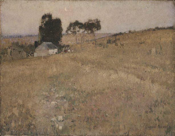David Davies (artist) From a distant land 1889 by David Davies The Collection Art