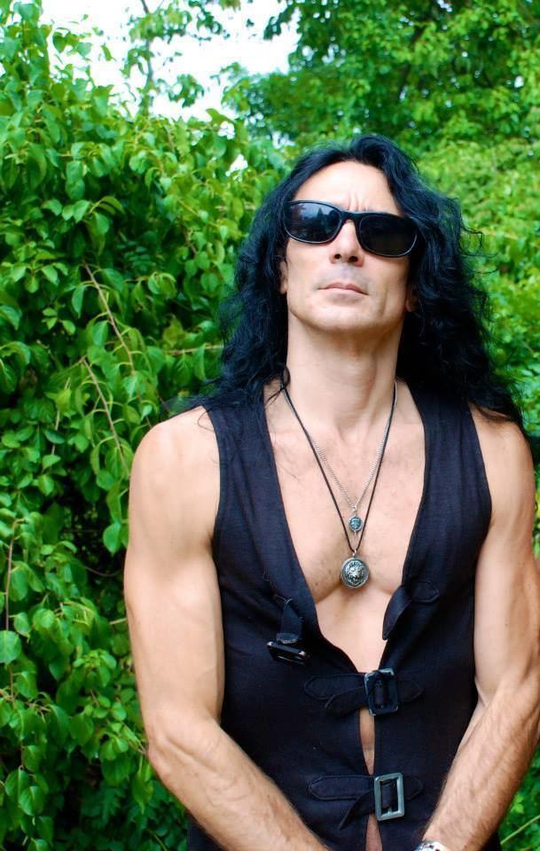 David DeFeis VIRGIN STEELEs David DeFeis The Kind of Metal That We Do Has the