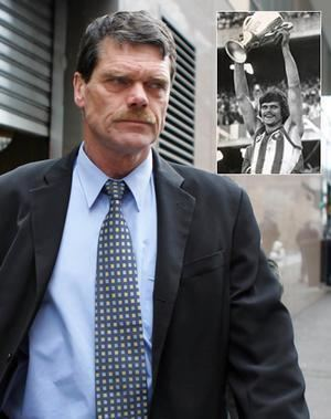 David Dench Exfooty champ Dench faces trial over uni 1m fraud National