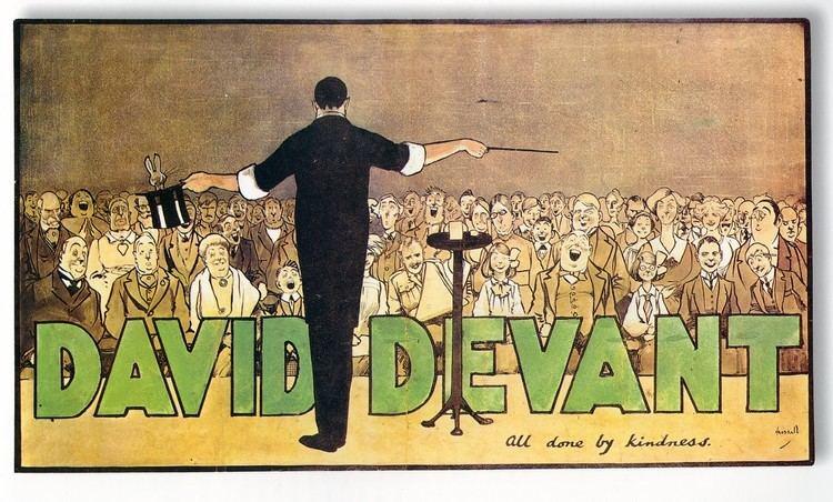 David Devant SPAMOSPHERE David Devant MultiTalented Magician 1868