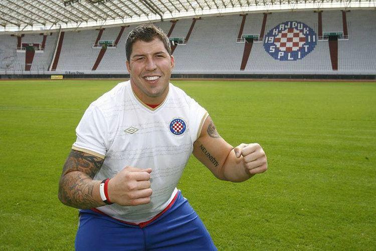David Diehl David Diehl American football star of Croatian roots