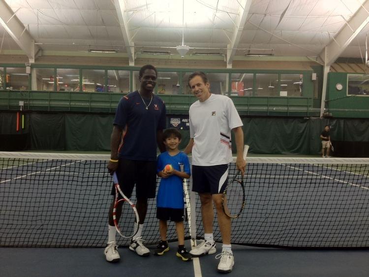 David DiLucia Tennis Addiction Sports Club David DiLucia and Jarmere Jenkins