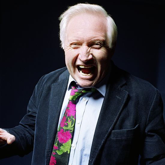 David Dimbleby This much I know David Dimbleby author and broadcaster