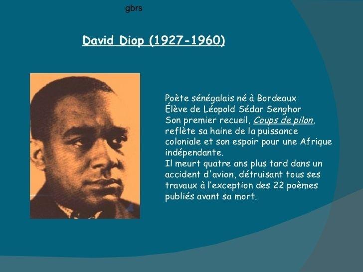 David Diop lafrancophonieprsentationpowerpointmars201112728jpgcb1302240466