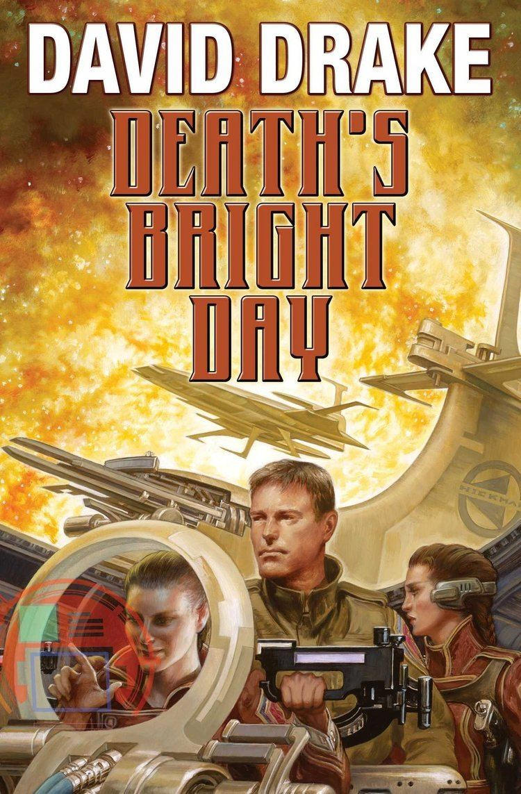 David Drake Deaths Bright Day RCN David Drake 9781476781471 Amazoncom Books