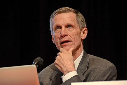 David E. Van Zandt President David E Van Zandt Talks Higher Ed on CityWide The New