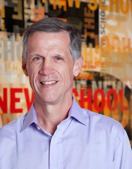 David E. Van Zandt The New School Installs David Van Zandt as 8th President The New