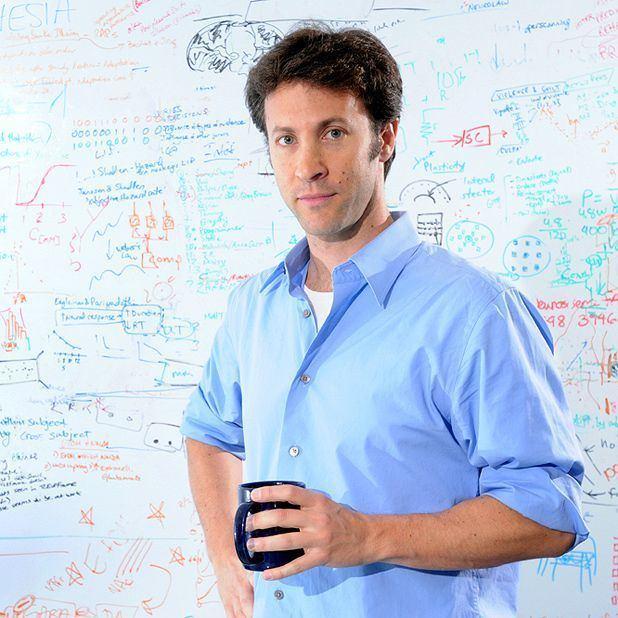 David Eagleman Interview with Sum author David Eagleman The List