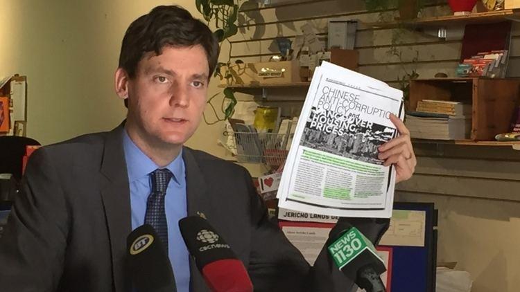 David Eby MLA David Eby demands inquiry into shadow flipping of Vancouver
