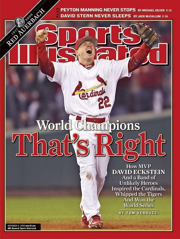 David Eckstein David Eckstein thrives post baseball with an outofthisworld