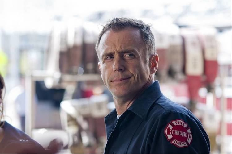 David Eigenberg Chicago Fire role meaningful to Naperville actor