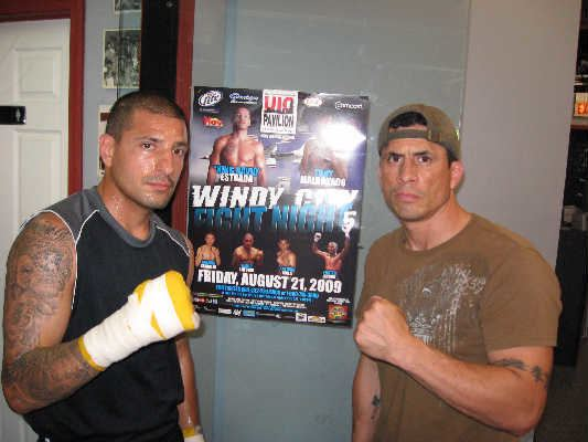 David Estrada (boxer) - Alchetron, The Free Social Encyclopedia