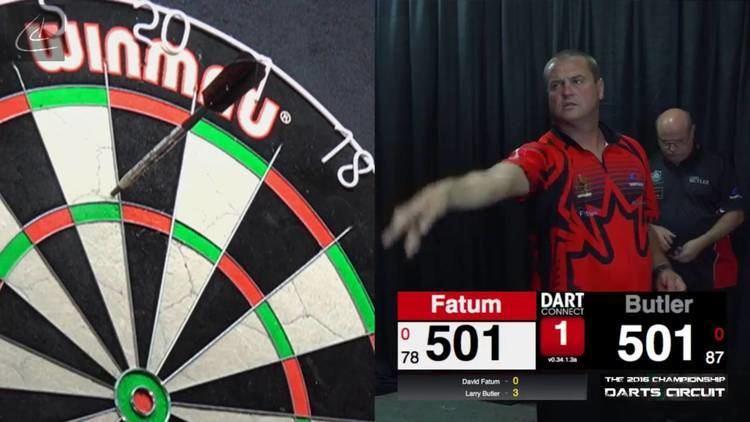 David Fatum 2016 CDC Event 6 Larry Butler vs David Fatum FInals YouTube
