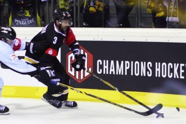 David Fischer (ice hockey) USVerteidiger David Fischer wechselt nach Klagenfurt ECKAC