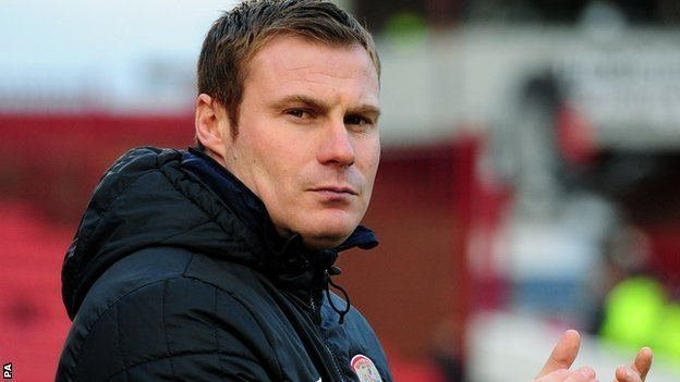 David Flitcroft BBC Sport Barnsley appoint David Flitcroft manager after