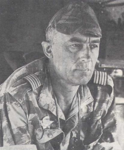 David Galula (1919–1967) was a French military officer and scholar who was influential in developing the theory and practice of counterinsurgency warfare.
